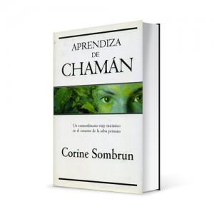 "Photo du livre ""Aprendiza de chamán"" de Corine Sombrun (Éd. B Ediciones / 2003)"