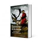 """Photo du livre """"Les esprits de la steppe"""" de Corine Sombrun (Éd. Albin Michel / 2012)"""