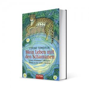 "Photo du livre ""Leben mit den Schamanen"" de Corine Sombrun (Éd. goldmann / 2005)"
