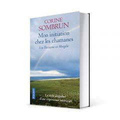 """Photo du livre """"Mon initiation chez les chamanes"""" de Corine Sombrun (Éd. Pocket / 2006)"""