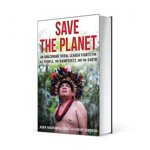 "Photo du livre ""Save the plane"" de Corine Sombrun (Éd. Schaffner Press / 2018)"