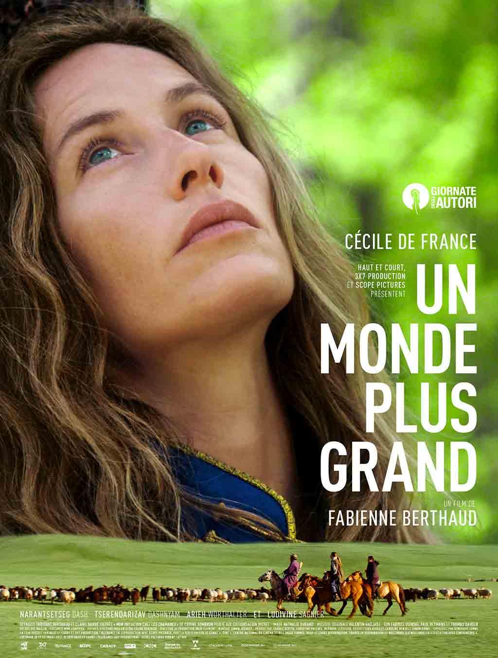 Un monde plus grand, film de Fabienne Berthaud, 2019
